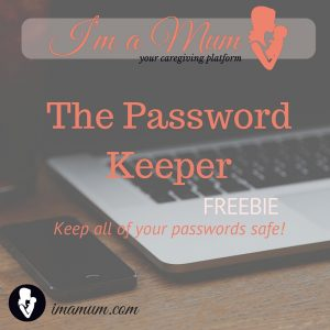 The Password Keeper