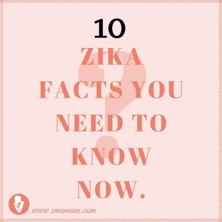 10 ZIKA FACTS YOU NEED TO KNOW NOW.