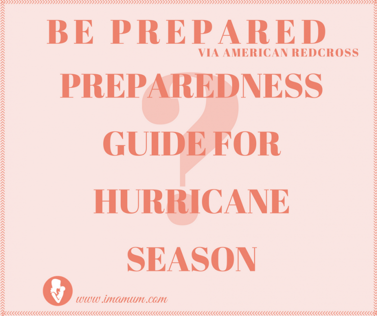 PREPAREDNESS GUIDE FOR HURRICANE SEASON